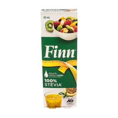 Adoçante Finn Stévia Gotas 65ml