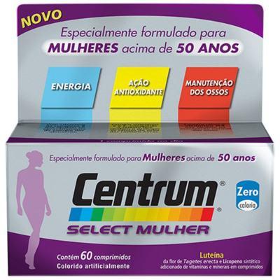 Centrum Select Mulher 60 Comprimidos