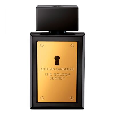 Imagem 2 do produto The Golden Secret Antonio Banderas - Perfume Masculino - Eau de Toilette - 100ml
