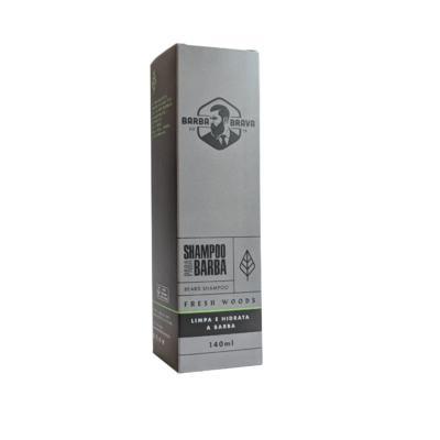 Imagem 3 do produto SHAMPOO PARA BARBA –FRESH WOODS - BARBA BRAVA - Shampoo para Barba Fresh Wood