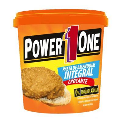 Pasta de amendoim integral - crocante