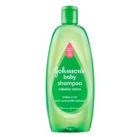 Kit Johnson Baby - Shampoo para Cabelos Claros - Kit