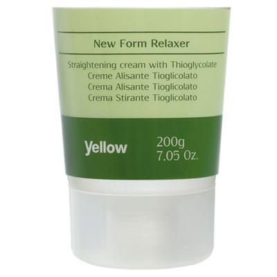 Imagem 1 do produto Yellow YE New Form Relaxer Thioglicolato - Finalizador - 200g