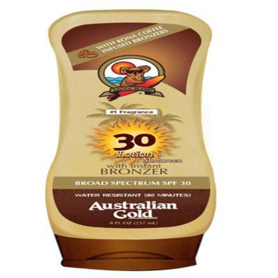 Imagem 1 do produto Australian Gold Kona Coffee Instant Bronzer Bronzeador FPS 30 - Australian Gold Kona Coffee Instant Bronzer Bronzeador FPS 30 237ml