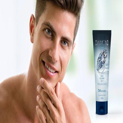 Imagem 2 do produto Balm Pós-barba 3 em 1 Diamond Man Be Emotion - 100ml