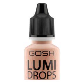 Iluminador Líquido Gosh Copenhagen - Lumi Drops - Peach