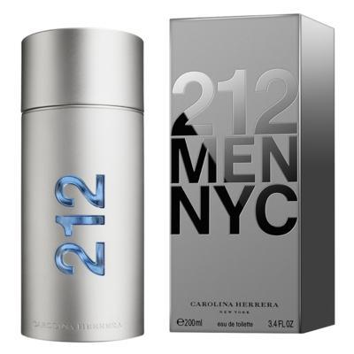 Imagem 5 do produto 212 Men De Carolina Herrera Eau De Toilette Masculino - 200 ml