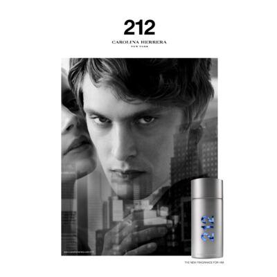 Imagem 3 do produto 212 Men Nyc Carolina Herrera - Perfume Masculino - Eau de Toilette - 200ml