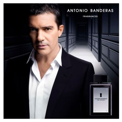 Imagem 5 do produto The Secret Antonio Banderas - Perfume Masculino - Eau de Toilette - 100ml