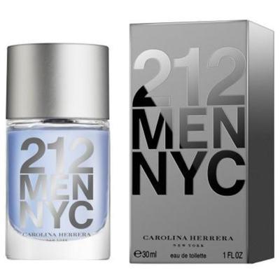 Imagem 5 do produto 212 Men De Carolina Herrera Eau De Toilette Masculino - 30 ml