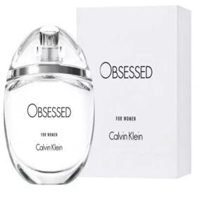 Obsessed For Women Calvin Klein - Feminino - Eau de Parfum - 30ml