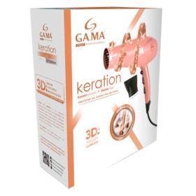 Keration 3D Pro Ga.Ma Italy - Secador de Cabelo 2200W - 220v