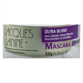Jacques Janine Ultra Blond - Máscara Matizadora - 50g