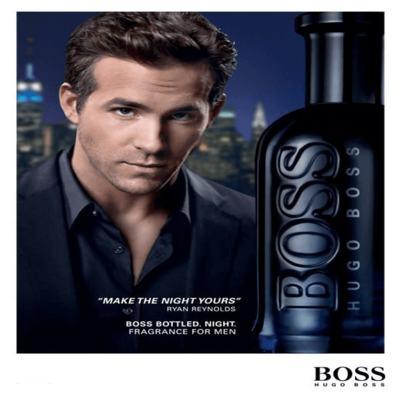 Imagem 3 do produto Boss Bottled Night Hugo Boss - Perfume Masculino - Eau de Toilette - 30ml