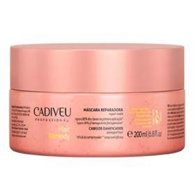 Cadiveu Hair Remedy Kit - Shampoo + Leave-In + Máscara