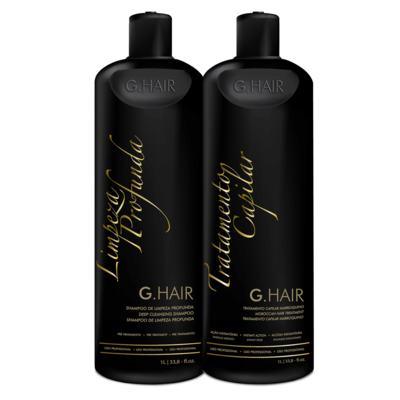 G.Hair Marroquino Kit - Shampoo + Tratamento - Kit