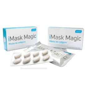 Pílulas de Colágeno para iMask Magic Basall