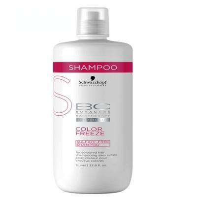 Schwarzkopf BC Bonacure Color Freeze Shampoo - Schwarzkopf BC Bonacure Color Freeze Shampoo 1000ml