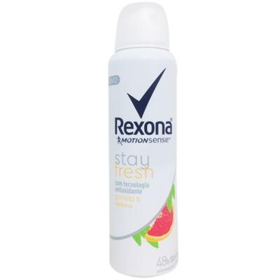 Desodorante Antitranspirante Rexona Women - Pomelo & Verbena Aerosol   150ml