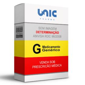 Bissulfato de Clopidogrel Genérico Aurobindo Pharma - 75mg | 30 comprimidos revestidos