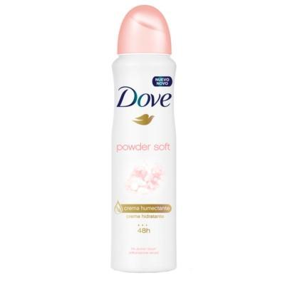 Imagem 4 do produto Dove powder soft 150 ml -