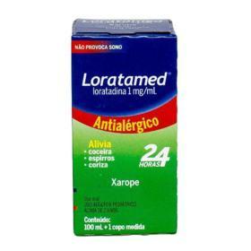 Xarope Loratamed - 1mg/ml   100ml