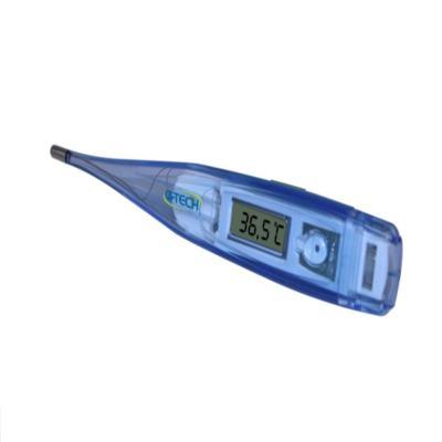 Imagem 2 do produto Termômetro Clinico Digital Azul G Tech -