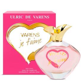 Varens Je t'aime Ulric de Varens - Perfume Feminino - Eau de Parfum - 100ml