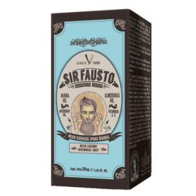 Óleo Essencial para Barba Sir Fausto - Óleo Ligero Sensorial Soft - 30ml