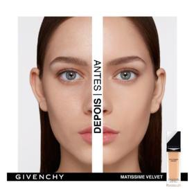 Base Facial Givenchy - Matissime Velvet Fluid - 08 - Mat Amber