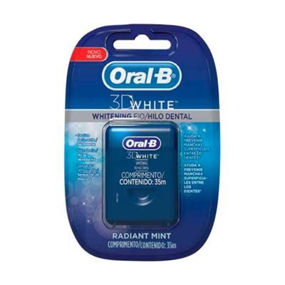 Imagem 1 do produto Fio Dental Oral-B 3d White