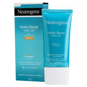 Gel Neutrogena Hydro Boost Facial - Fps25 | 55g