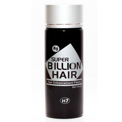 Imagem 1 do produto Super Billion Hair - Disfarce para a Calvície 8g - Castanho Médio