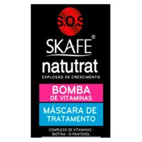 Skafe Naturat SOS Bomba de Vitaminas - Máscara de Tratamento
