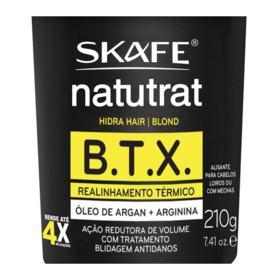 Alisante para os Cabelos Skafe - BTX Blond Naturat