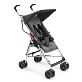 Carrinho de Bebê Guarda-chuva pocket Cinza Multikids Baby BB502