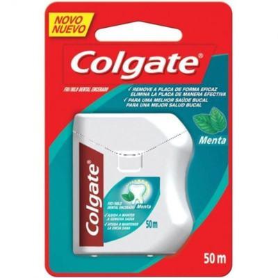 Imagem 1 do produto Fio Dental Colgate Menta 50m