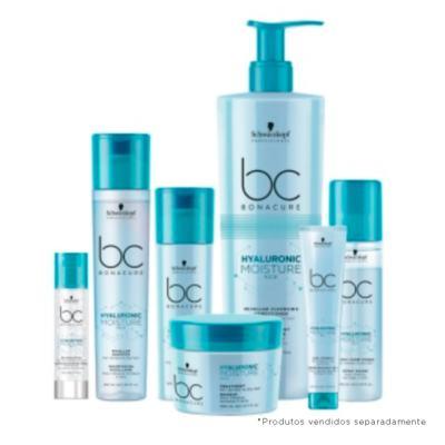 Imagem 2 do produto Schwarzkopf BC Hyaluronic Moisture Kick Micellar - Shampoo - 250ml