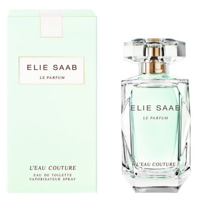 Imagem 2 do produto Elie Saab Le Parfum L'eau Couture Elie Saab - Perfume Feminino - Eau de Toilette - 90ml