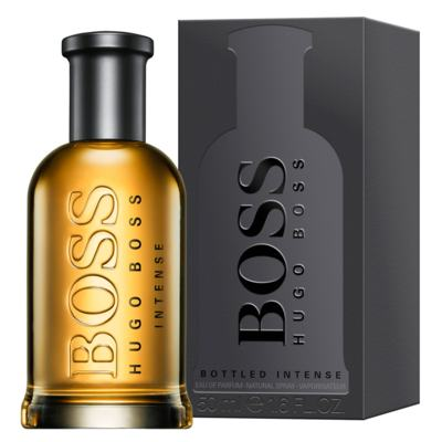 Imagem 2 do produto Boss Bottled Intense Hugo Boss - Perfume Masculino Eau de Parfum - 50ml