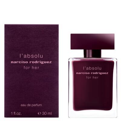 Imagem 2 do produto Narciso Rodriguez For Her L'absolu Narciso Rodriguez - Perfume Feminino - Eau de Parfum - 30ml