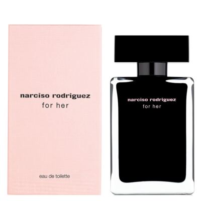 Imagem 2 do produto Narciso Rodriguez For Her Narciso Rodriguez - Perfume Feminino - Eau de Toilette - 50ml
