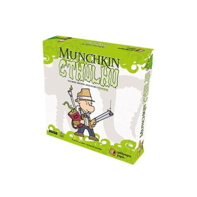 Jogo Munchkin Cthulhu MUC001 - Galápagos Jogos