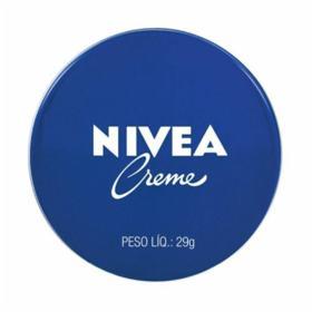 Creme Nivea Lata 29g - Creme Nivea Lata 29g