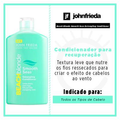 Imagem 2 do produto John Frieda Beach Blonde Smooth Seas Detangling Conditioner - Condicionador - 295ml