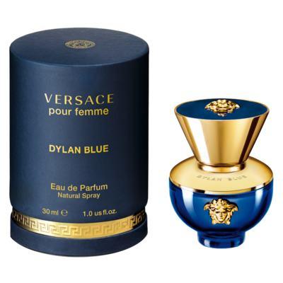 Imagem 7 do produto Dylan Blue Pour Femme Versace - Perfume Feminino Eau de Parfum - 30ml