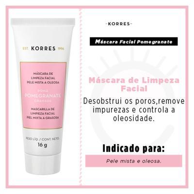 Imagem 3 do produto Máscara de Limpeza Facial Korres Pomegranate - 16g