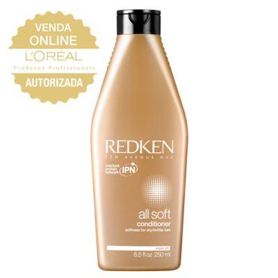Imagem 1 do produto Redken All Soft - Condicionador Hidratante - 250ml