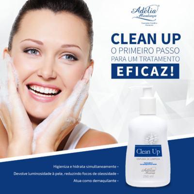 Imagem 2 do produto Clean Up 250ml - Sabonete Líquido
