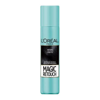 Imagem 1 do produto Spray Retoque de Raiz L'Oréal Paris Magic Retouch - Preto | 75ml